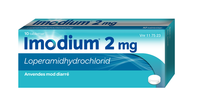IMODIUM® tabletter